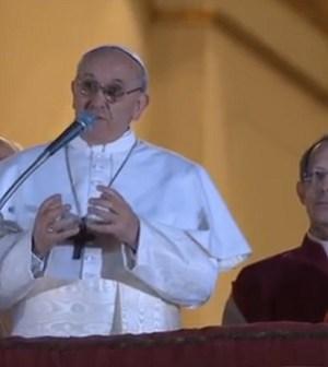 Il nuovo Papa eletto oggi dal Conclave