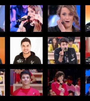 Foto cantanti amici 12 in corsa per il serale