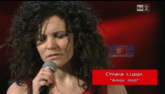 Foto di Chiara Luppi The Voice