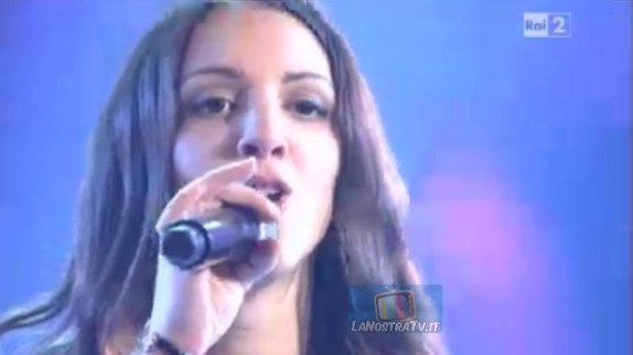 Foto di Chiara Papalia The Voice of Italy