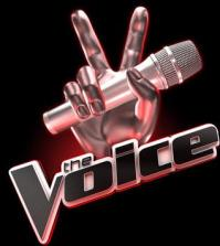 foto del logo di the voice