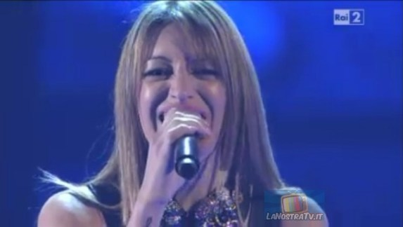 Foto di Francesca Monte The Voice of Italy