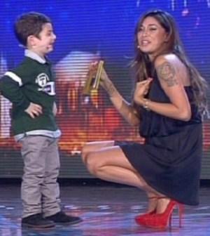italia's got talent senza belen