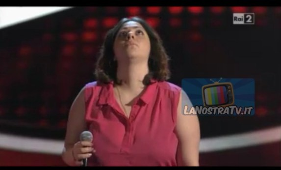 Foto di Tanya The voice of italy