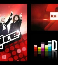 Foto di The Voice of Italy su Rai 2