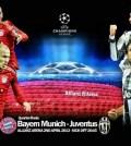 Andata di Bayern Juve formazioni