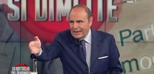 """Giorgio Napolitano rieletto al Quirinale, speciale Porta a Porta """"Il Presidente"""" su Rai1"""