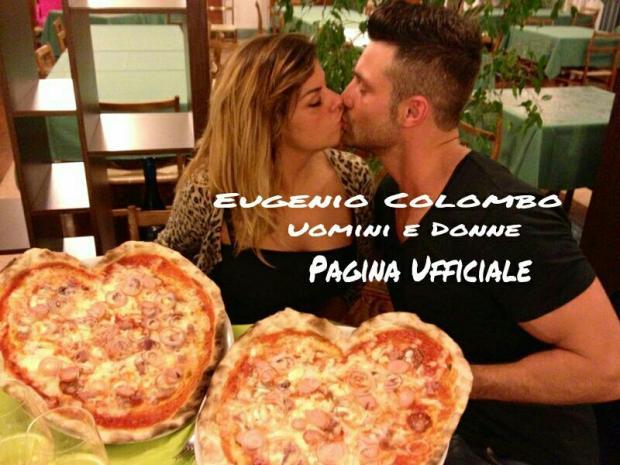 amore a gonfie vele per Eugenio e Francesca