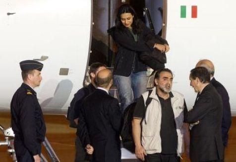 Tornati in Italia i quattro giornalisti Rai fermati in Siria