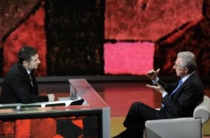 Che tempo che fa: ospite di domenica 14 aprile Mario Monti