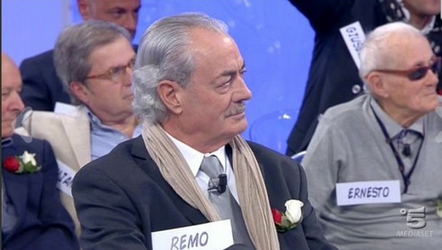 Remo si rivede al trono over