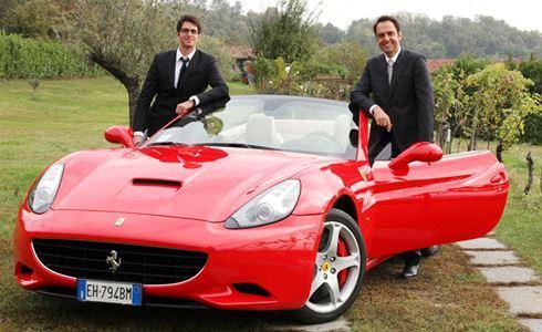 Una Ferrari per due: la fiction Rai con Marcorè e Morelli