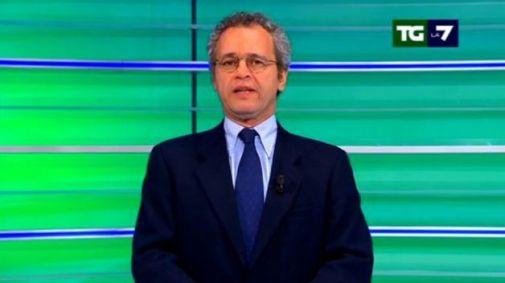 Che tempo che fa: Enrico Mentana