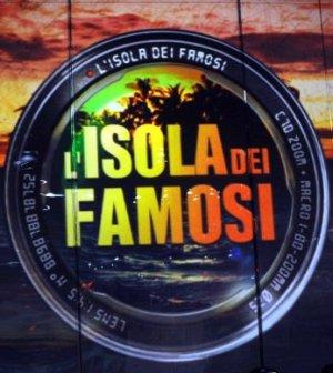 foto del logo dell'isola dei famosi