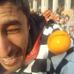 il testimone pif arance ivrea 2013
