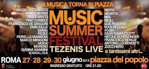 music summer festival