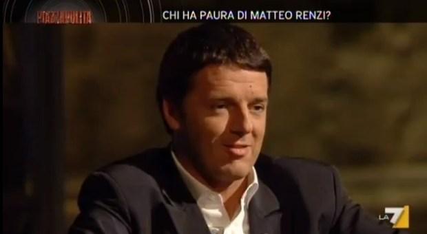 Piazzapulita, La sfida finale: Matteo Renzi ospite della puntata di lunedì 10 giugno
