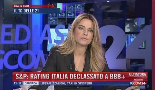 Alessandra Viero conduce