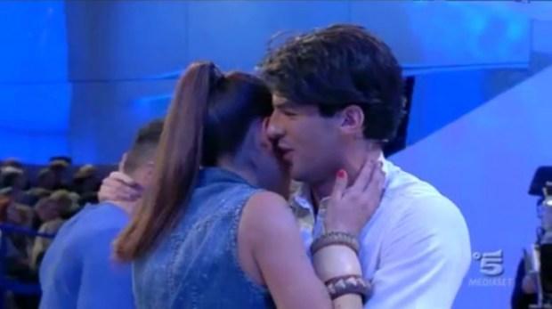 Andrea Offredi non è ancora innamorato di Claudia D'Agostino