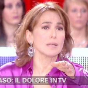 barbara durso pomeriggio cinque il dolore in tv