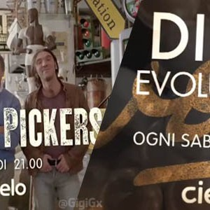 cielo italian pickers ciclo diva evolution