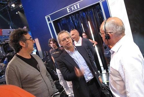 Enrico Mentana torna a Mediaset: il direttore del TgLa7 ospite di Signorini