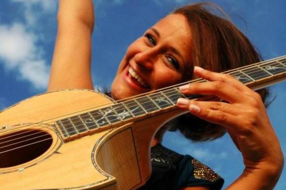 foto della cantante verdiana zangaro
