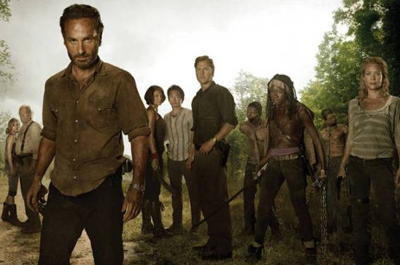foto serie tv the walking dead