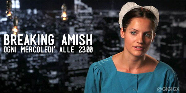 breaking amish real time record
