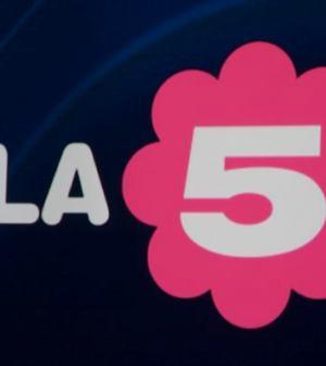 Logo de La 5 nuovo programma