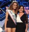Foto di Miss Italia con Patrizia Mirigliani