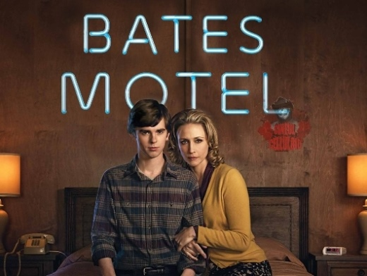 foto serie tv bates motel