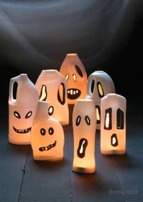 detto fatto lanterne fantasma