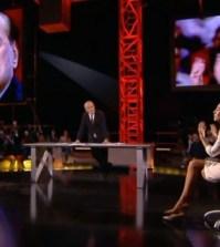 Michelle Bonev a Servizio Pubblico