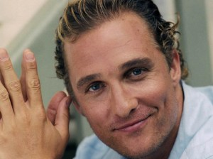 Matthew McConaughey, candidato all'Oscar per Dallas Buyers Club