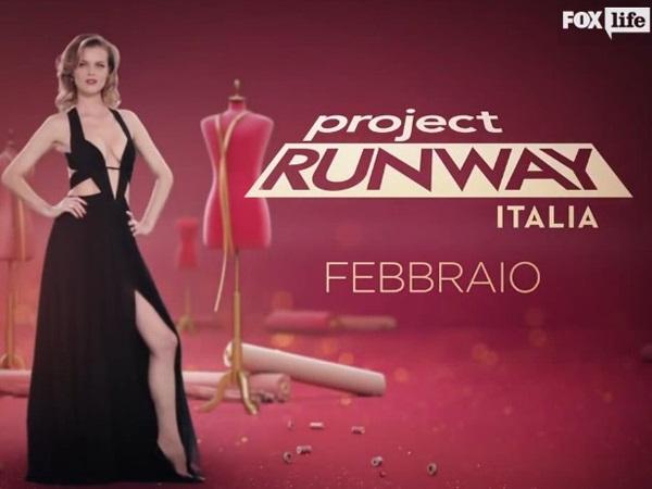 Project Runway Italia da stasera su Fox Life