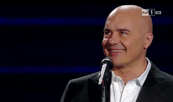 Luca Zingaretti a Sanremo 2014