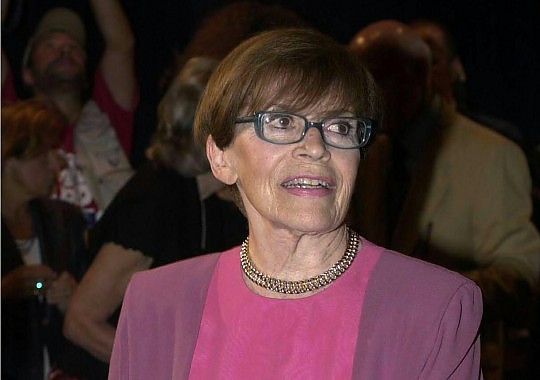 Franca Valeri a Sanremo 2014