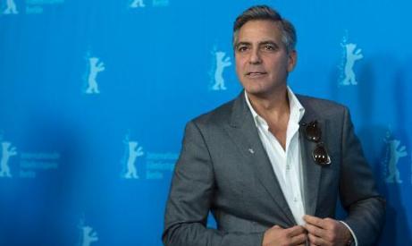 George Clooney ospite a Che tempo che fa