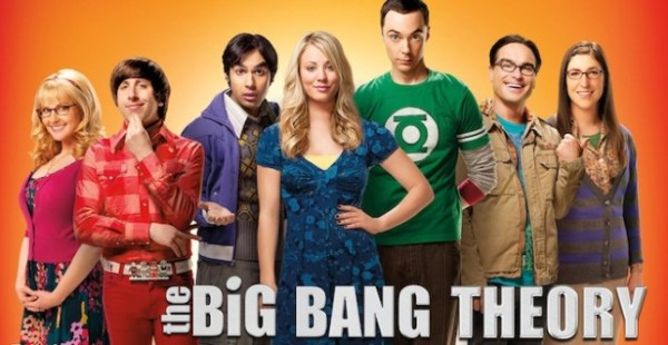 foto serie tv the big bang theory 7