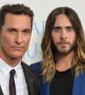 Matthew McConaughey e Jared Leto