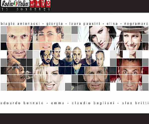 RadioItaliaLive - Il Concerto