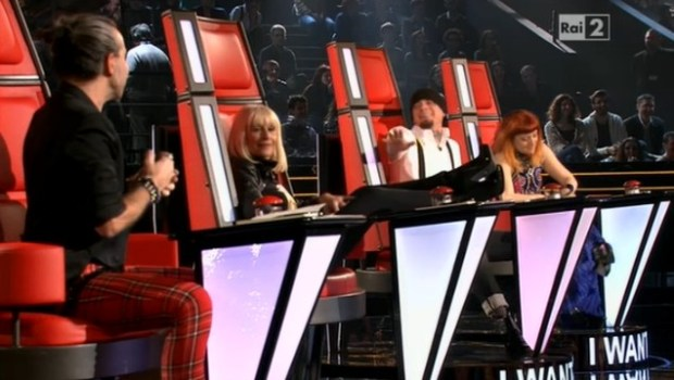 the voice 2 ottava puntata