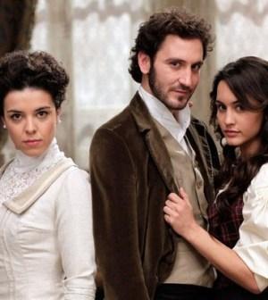 Pepa, Gregoria e Tristan