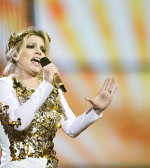 Emma Marrone all'Eurovision Song Contest