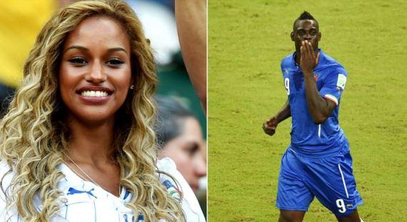Mario Balotelli partita Italia Inghilterra