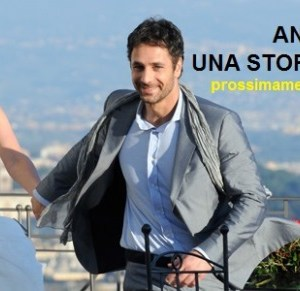 foto film tv angeli una storia d'amore