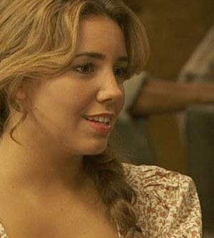 Foto Emilia parla con Francisca