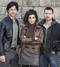 I protagonisti della mini serie Il Bosco