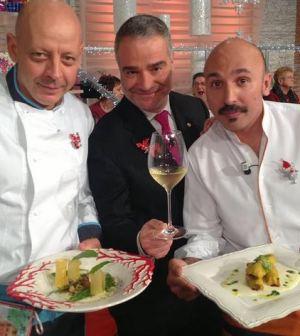 foto la prova del cuoco 5 dicembre